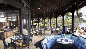 Barefoot - InterContinental Đà Nẵng cảm nhận hương vị biển
