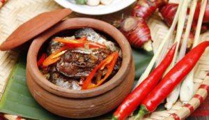 Cá kho Vũ Đại - đậm đà hương vị truyền thống