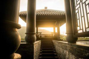 Kiến trúc mái đình trong thiết kế của InterContinental Đà Nẵng