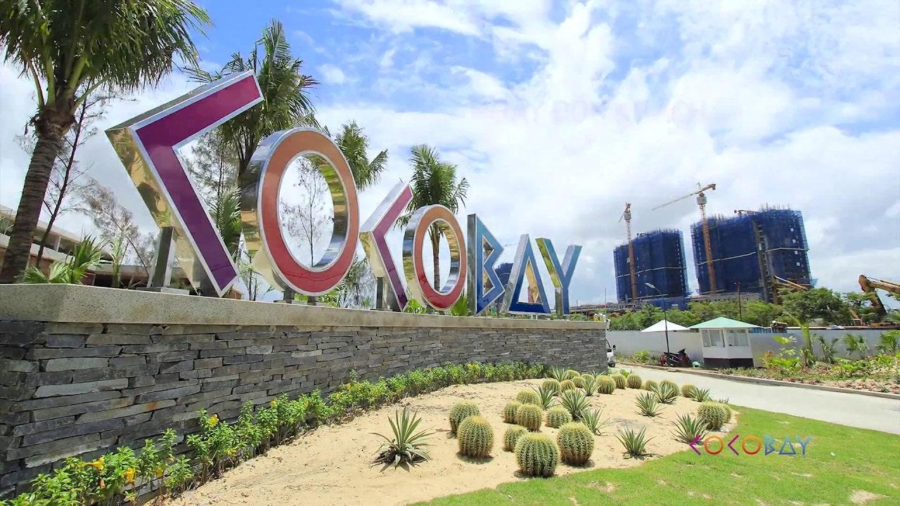 Khu vui chơi Cocobay nằm gần ngay Naman Resort Đà Nẵng