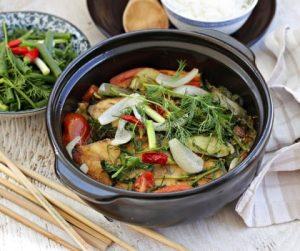 Cùng Cơm Niêu Nhà Đỏ khám phá bí quyết nấu những món ăn ngon nhất