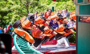 Thử thách bản thân với những trò cảm giác mạnh tại Thiên đường giải trí Asia Park Đà Nẵng