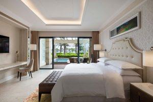 Hòa cùng thiên nhiên và nội thất sang trọng tại Deluxe Plange - Sheraton Đà Nẵng