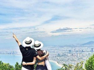 Cùng ngắm thành phố trên đỉnh Sơn Trà