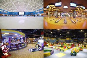 Vô vàn các trò vui chơi, giải trí cho mọi người khi đến Helio Center Đà Nẵng