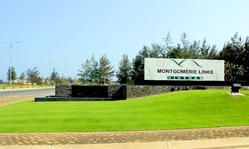 Khi ở tại Naman Retreat Đà Nẵng du khách có thể chơi Golf tại Sân GolfMontgomerie Links
