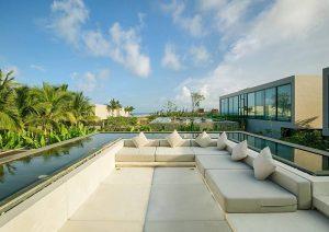 Thiết kế ưu tiên mang thiên nhiên đến cho du khách tại Naman Đà Nẵng