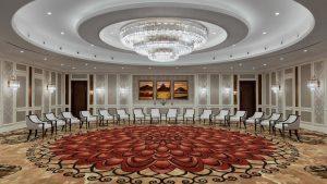 Không gian hội nghị và phòng họp hiện đại và sang trọng