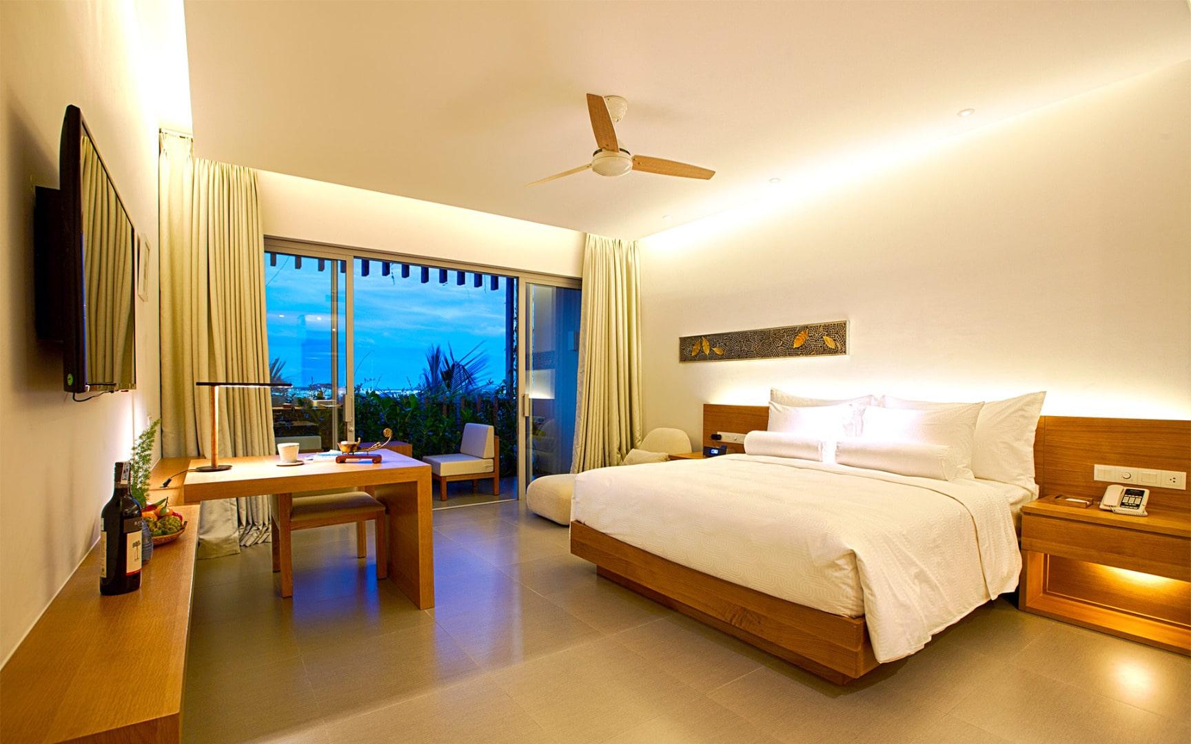 Phòng Babylon tuyệt đẹp tại Naman Resort Đà Nẵng
