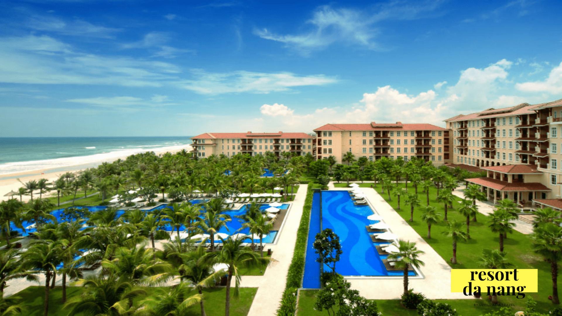 Chuỗi nghỉ dưỡng 5 sao tại Vinpearl Luxury Đà Nẵng
