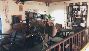 Một góc không gian xưa tại Yên cafe