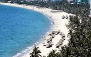 Vẻ đẹp thơ mộng của bãi biển Mỹ Khê Đà Nẵng