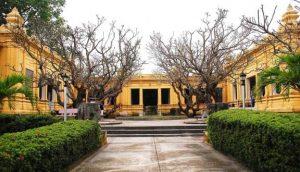 Khám phá nền văn hóa Chăm pa cổ tại Bảo tàng điêu khắc Chăm Đà Nẵng
