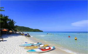 Bãi biển ở Đà Nẵng với vẻ đẹp quyến rũ hấp dẫn du khách