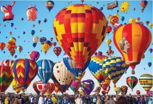 Những quả cầu đầy màu sắc sặc sỡ hứa hẹn sẽ đem đến những trải nghiệm tuyệt vời dành cho bạn