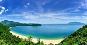 Phong cảnh tuyệt đẹp của Làng Vân Đà Nẵng
