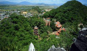 Vẻ đẹp kì vĩ của núi non Ngũ Hành Sơn tại Đà Nẵng