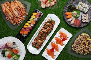 Ẩm thực châu Á đặc sắc để bạn thưởng thức tại nhà hàng La Plage Sheraton Đà Nẵng