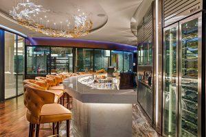 Thiết kế ấn tượng của nhà hàng The Grill tại khu nghỉ dưỡng Sheraton Đà Nẵng