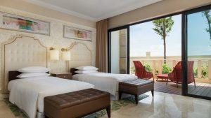 Căn phòng Family Suite tuyệt đẹp dành cho gia đình bạn khi nghỉ dưỡng tại Sheraton Đà Nẵng