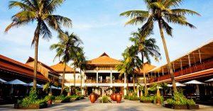 Kiến trúc mang văn hóa Chăm pa độc đáo của khu nghỉ dưỡng Furama Đà Nẵng
