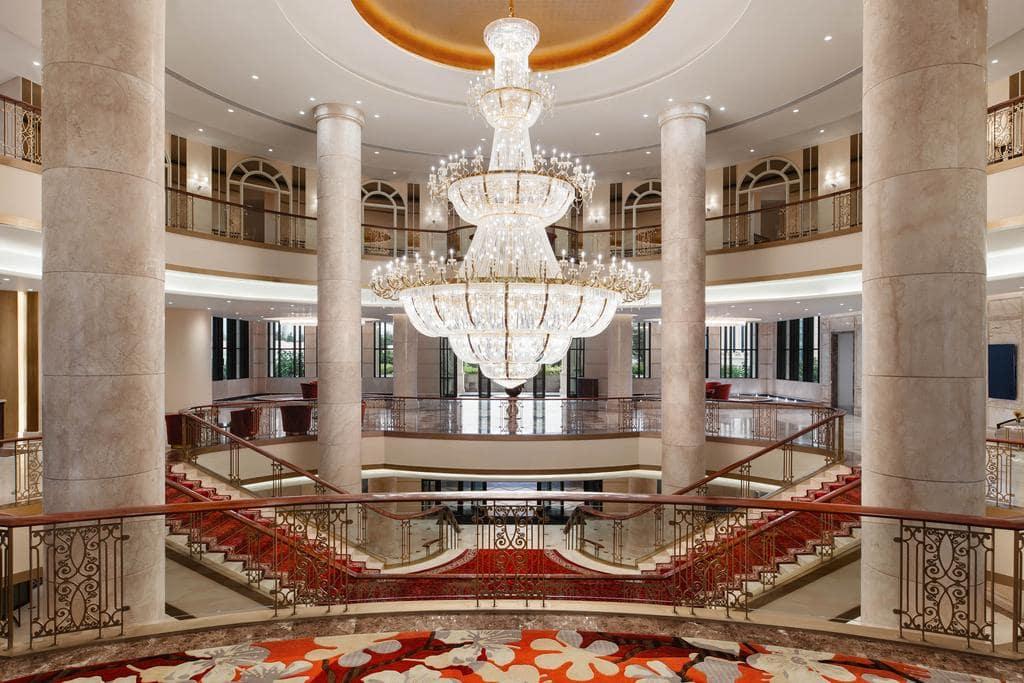Thiết kế sang trọng và độc đáo của Resort Sheraton Đà Nẵng