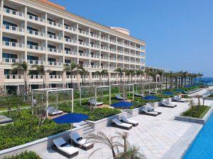 Khu nghỉ dưỡng Sheraton Đà Nẵng đáng để du khách dừng chân