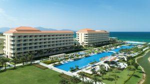 Khu nghỉ dưỡng Sheraton Đà Nẵng mang đẳng cấp quốc tế