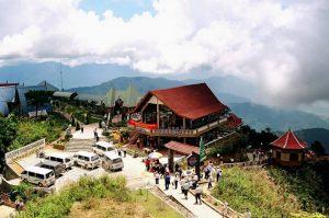 Khu du lịch Phước Nhơn thu hút đông khách du lịch đến