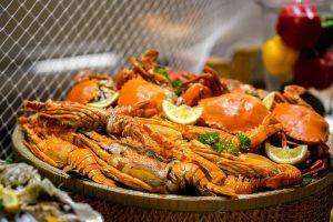 Thưởng thức hải sản tươi ngon hấp dẫn tại nhà hàng Table 88