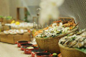 Ẩm thực đa dạng và hấp dẫn dành cho du khách tại nhà hàng Table 88 Khu nghỉ dưỡng Sheraton Đà Nẵng