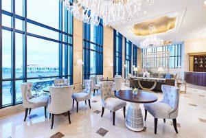 Thưởng thức trà chiều thanh lọc cơ thể tại Tea Lounge và ngắm phong cảnh khu nghỉ dưỡng Sheraton Đà Nẵng