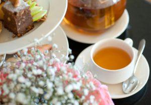 Tách trà thơm cho buổi chiều nhẹ nhàng