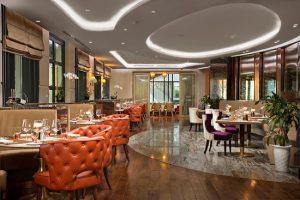 Không gian sang trọng, ấm cúng tại nhà hàng The Grill resort Sheraton Đà Nẵng