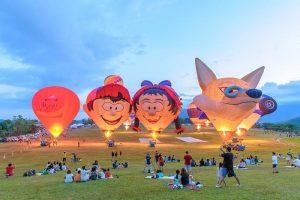 Những quả khinh khí cầu độc đáo và đáng yêu dành cho trẻ em