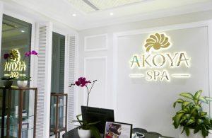 Akoya Spa sẽ chăm sóc sức khỏe và giúp bạn thư giãn nhẹ nhàng