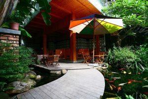 Không gian hòa cùng thiên nhiên của Nia Cà phê Đà Nẵng