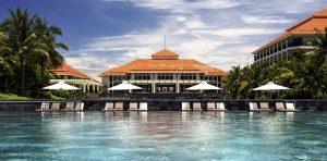 Pullman Danang Beach Resort - mang kiến trúc đặc biệt cực kì ấn tượng