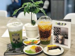 Đến BobaPop Đà Nẵng để thưởng thức trà sữa