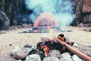 Đây là địa điểm lý tưởng để cùng hội bạn thân cắm trại