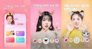 Nhiều hiệu ứng dễ thương đã được bổ sung vào app