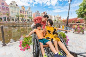 Đây là một trong những địa điểm check in nổi tiếng thu hút nhiều khách du lịch