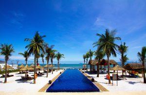 Resort tuyệt đẹp tại biển Cửa Đại