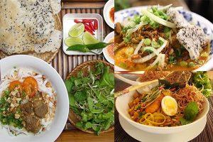Mỳ Quảng là món ăn đặc trưng nổi tiếng tại Đà Nẵng