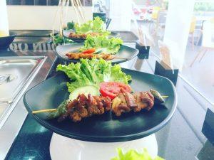 Món nướng Hàn Quốc hấp dẫn