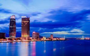 Đà Nẵng đang là địa điểm du lịch yêu thích của du khách