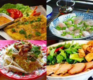 Thưởng thức ẩm thực tại Phố cổ Hội An
