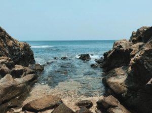 Màu nước xanh trong vắt giúp bạn giải nhiệt giữa mùa hè nắng nóng