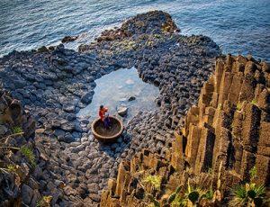 Vẻ đẹp hoang sơ, độc đáo thiên nhiên ban tặng của Ghềnh Bàng Đà Nẵng