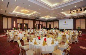 Mọi căn phòng họp tại Vinpearl Đà Nẵng đều tiện nghi và sang trọng